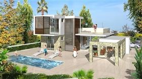 Image No.4-Villa de 4 chambres à vendre à Famagusta