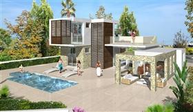 Image No.6-Villa de 4 chambres à vendre à Famagusta