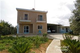Vrysoules, Villa