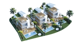 Image No.2-Villa de 3 chambres à vendre à Kapparis