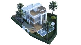 Image No.3-Villa de 3 chambres à vendre à Kapparis