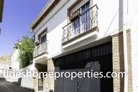 Image No.1-Maison de ville de 3 chambres à vendre à Lecrín