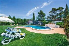 Image No.1-Villa de 4 chambres à vendre à Albufeira