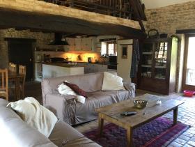 Image No.4-Maison de village de 3 chambres à vendre à Livry