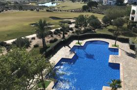 Hacienda Riquelme Golf Resort, Apartment