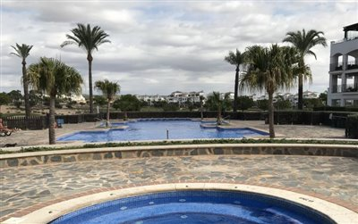 1 - Hacienda Riquelme Golf Resort, Appartement