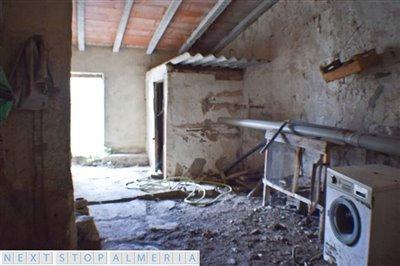 Rear storeroom