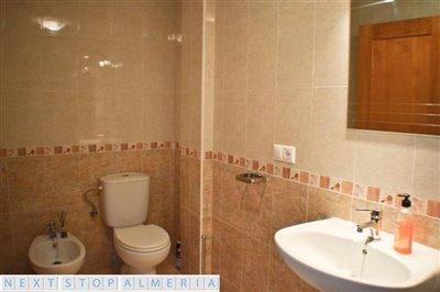 First floor family bathroom