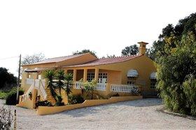 Image No.1-Villa de 6 chambres à vendre à São Bartolomeu de Messines