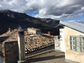 Palombaro, Townhouse