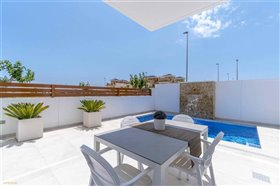 Image No.4-Villa de 3 chambres à vendre à Torre de la Horadada
