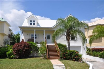 1 - Grand Bahama, Maison