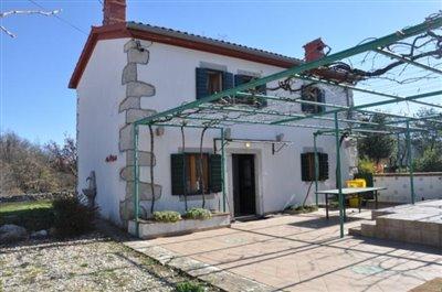 1 - Labin, House/Villa