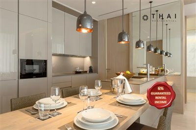 Twinpalmes-Residences-MontAzure---One-Bedroom-Show-Suite---Kitchen