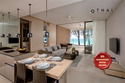 Twinpalmes-Residences-MontAzure---One-Bedroom-Show-Suite---Living-Room-Seaview