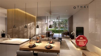 Twinplams-Residences-MontAzure---Perspective-1BD-living-room