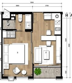 04-ONE-BED