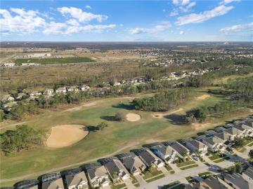 Aerial-View--Golf-Course