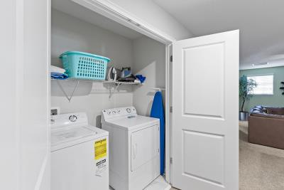 Laundry-Closet