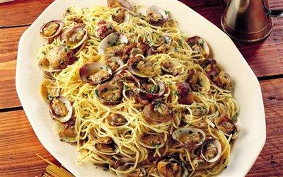 Spaghetti-con-le-vongole