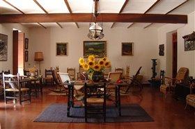 Image No.1-Maison de campagne de 9 chambres à vendre à Alcoy