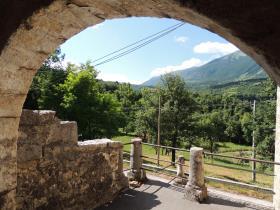 Caramanico Terme, Farmhouse