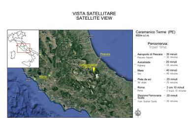 Vista-satellitare_percorrenze_Caramanico