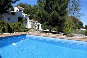 Image No.2-Villa de 2 chambres à vendre à Zafarraya