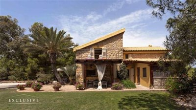 1 - Sardinia, Villa / Detached