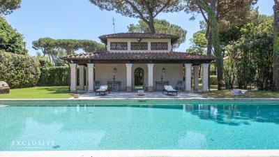 1 - Tuscany, Villa