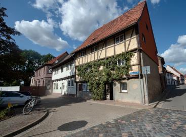 1 - Saxony-Anhalt, Townhouse