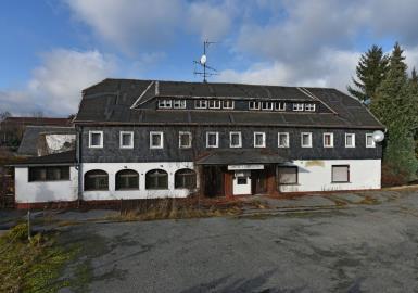 1 - Vogtland / Western Saxony, Hotel
