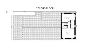 AZ-Italian-Properties---House-for-Sale-Tuscany-Lucca-Floor-plan-Second-floor