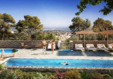 New-Apartments-with-pool-Vallauris--7-