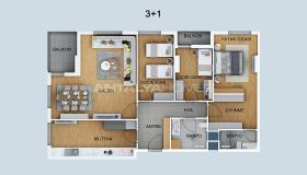 Image No.27-Appartement de 2 chambres à vendre à Antalya
