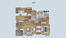 Image No.28-Appartement de 2 chambres à vendre à Antalya