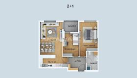 Image No.29-Appartement de 2 chambres à vendre à Antalya