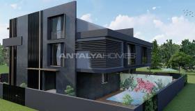 Image No.1-Maison / Villa de 6 chambres à vendre à Antalya