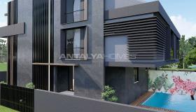 Image No.4-Maison / Villa de 6 chambres à vendre à Antalya