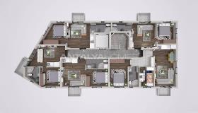 Image No.15-Appartement de 1 chambre à vendre à Antalya