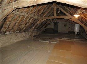 Image No.1-Maison de campagne de 1 chambre à vendre à Saint-Léomer