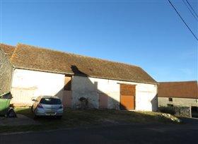 Image No.3-Maison de campagne de 1 chambre à vendre à Saint-Léomer