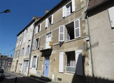1 - Montmorillon, Maison de ville