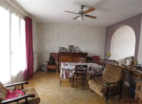 Image No.4-Bungalow de 3 chambres à vendre à Montmorillon