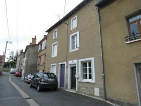 Image No.1-Chalet de 2 chambres à vendre à Montmorillon