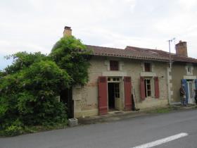 Image No.0-Chalet de 2 chambres à vendre à Gouex