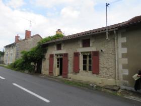 Image No.1-Chalet de 2 chambres à vendre à Gouex