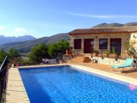 Image No.1-Villa de 5 chambres à vendre à Benissa