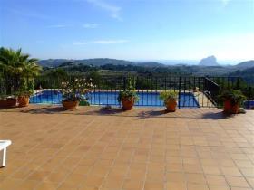 Image No.3-Villa de 5 chambres à vendre à Benissa