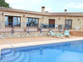 Image No.5-Villa de 5 chambres à vendre à Benissa